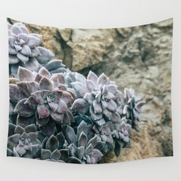 Botanical Gardens II - Succulents #557 Wall Tapestry