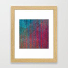 Narrow Arrow Framed Art Print