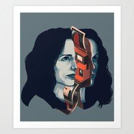 Shirley Crain Art Print