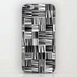 Random Line Tiles 1 iPhone Skin