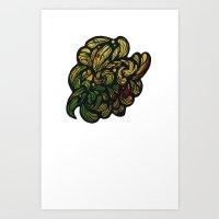 Solo Widows nest Art Print