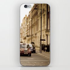 London Portrait iPhone & iPod Skin