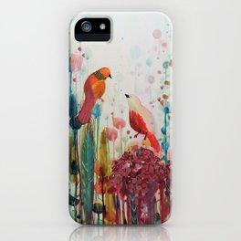 la romance iPhone Case