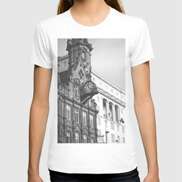 City Clock. T-shirt