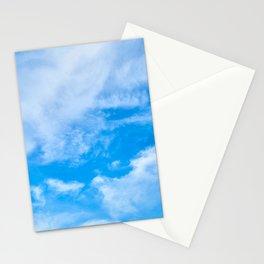 Sky Clouds Stationery Cards