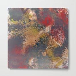 Abstract No. 675 Metal Print