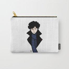 Sherlock, Smirk Carry-All Pouch
