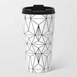 My Favorite Pattern 1 Metal Travel Mug