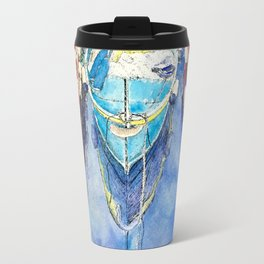 Boats of Italy Travel Mug