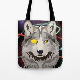 Odinwolf Tote Bag