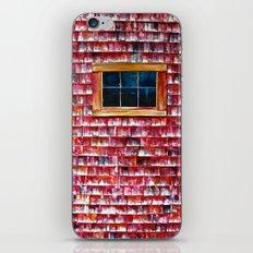 The Boathouse iPhone & iPod Skin