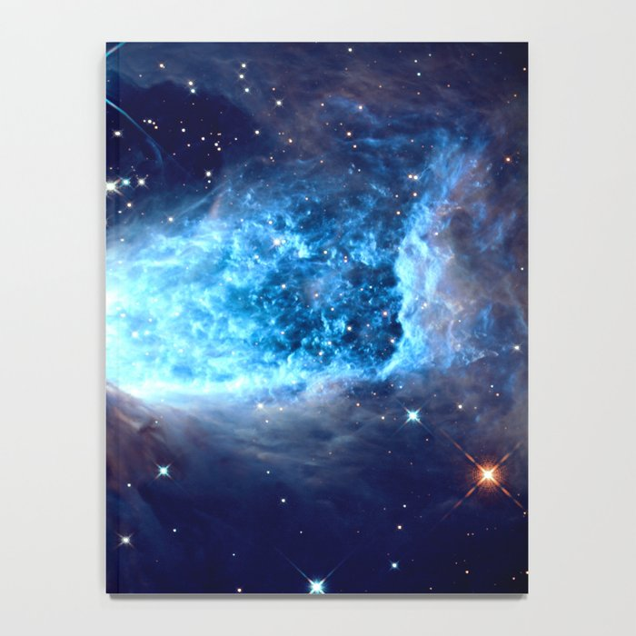A Star is Born Teal Notebook