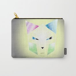 Rainbow kitty cat Carry-All Pouch
