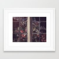 catcher in the rye Framed Art Prints featuring Rye by Karin Elizabeth