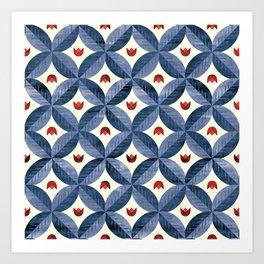 Byzantine Dusk (2) Art Print