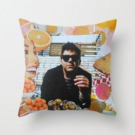 James Murphy Throw Pillow
