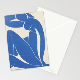 Blue Nude by Henri Matisse  Stationery Cards
