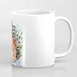 Tatoo fox Coffee Mug