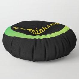 Buffering Loading Sarcastically Careless Floor Pillow