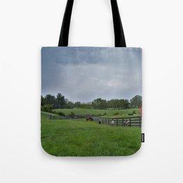 Nimbus Farm Tote Bag