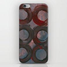 Murder Mystery iPhone & iPod Skin