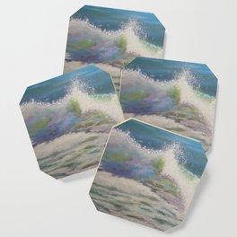 Pastel Wave Coaster