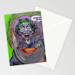 Ha Ha Ha Ha Ha! The Joker! Stationery Cards