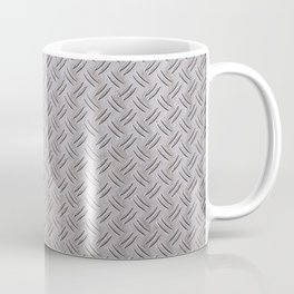 Metal Industrial Pattern Coffee Mug