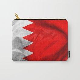 Bahrain Flag Carry-All Pouch