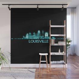 Louisville Skyline Wall Mural