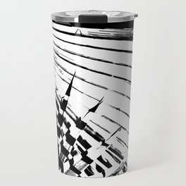 Spiked Palm Travel Mug