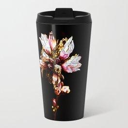 Flower in Color Travel Mug