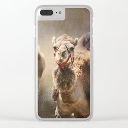 Fabien Clear iPhone Case
