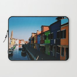 Venice Print Set, Venice Wall Art, Italy Photography Gallery Wall, Europe Wall Art, Europe Decor 5x5 Laptop Sleeve