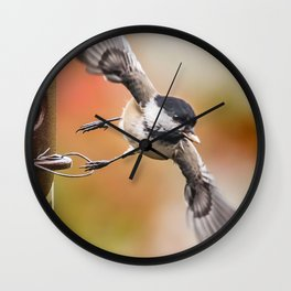 Take-off Wall Clock
