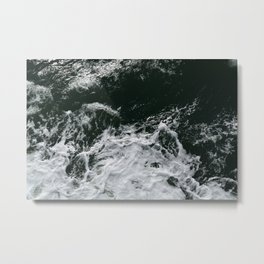 Water Whitecap Metal Print