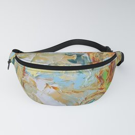 Offering the Olive Branch Fanny Pack