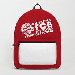 Slogan: Bayern Munchen Backpack