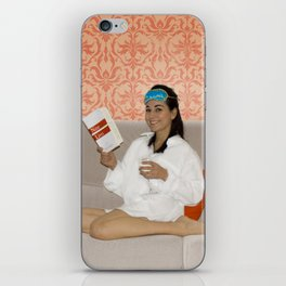 Holly, Breakfast at Tiffany's iPhone Skin