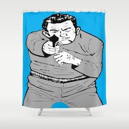 PD RANGE TRAGET Shower Curtain