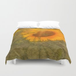 dreamy summer Duvet Cover