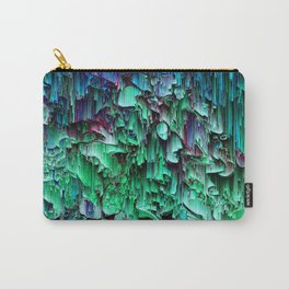 What the Glitch - Pixel Art Carry-All Pouch
