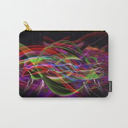 Art Deco Swirl Carry-All Pouch