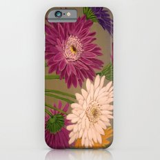 Gerberas Slim Case iPhone 6s