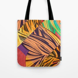 Mad Butterfly Tote Bag