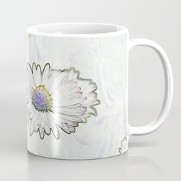 Curious Daisies Coffee Mug