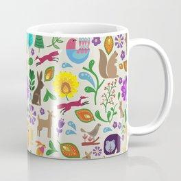 Folk Art #3 Coffee Mug