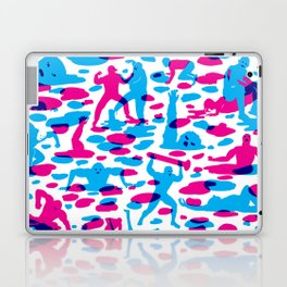 Acids vs. Bases Laptop & iPad Skin