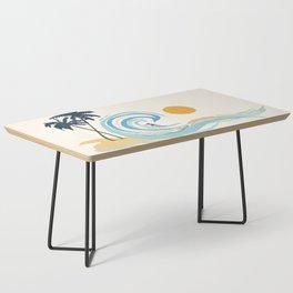 Minimalistic Summer II Coffee Table