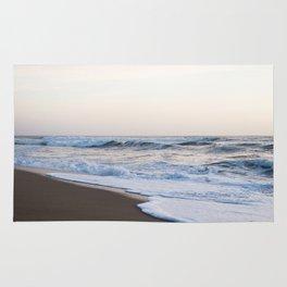 Half Moon Bay State Beach Rug